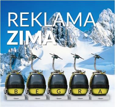 Reklama ZIMA